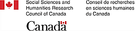 Social Sciences and Humanities Research Council of Canada / Conseil de recherches en sciences humaines du Canada
