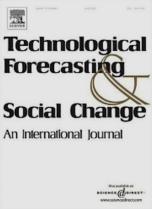 Technological Forecasting & Social Change journal cover