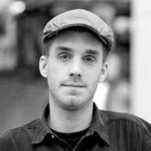 Chris Lange portrait